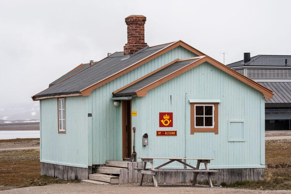 SP53 Ny Alesund